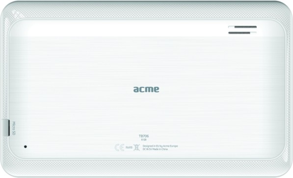 ACME TB706 Smooth-Pad Tablet