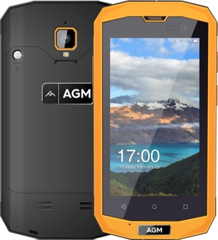 Смартфон AGM A8 Mini