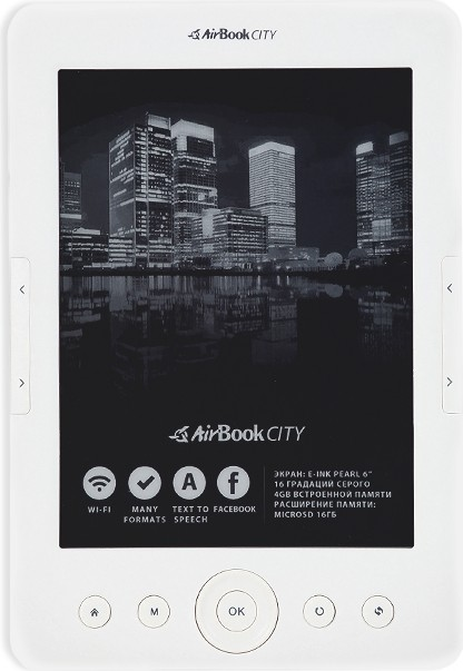 AirBook Wi-Fi City