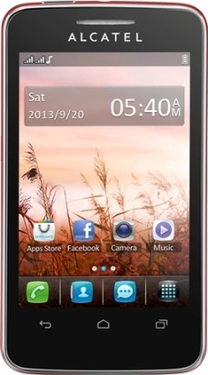 Alcatel One Touch 3041D TV