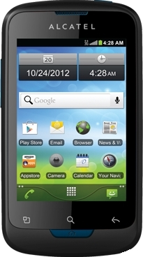 Alcatel One Touch 988 Shockwave CDMA