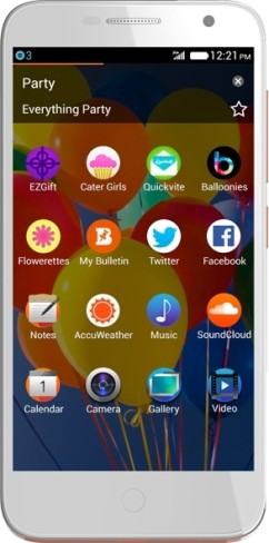 Alcatel One Touch Fire E