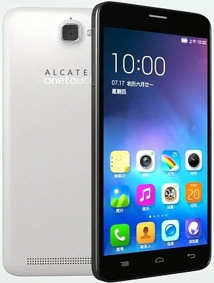 Alcatel One Touch 6042D Flash
