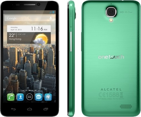 Alcatel One Touch Idol 6030D Dual Sim