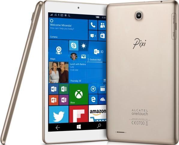 "Alcatel PIXI3 8"" Windows"