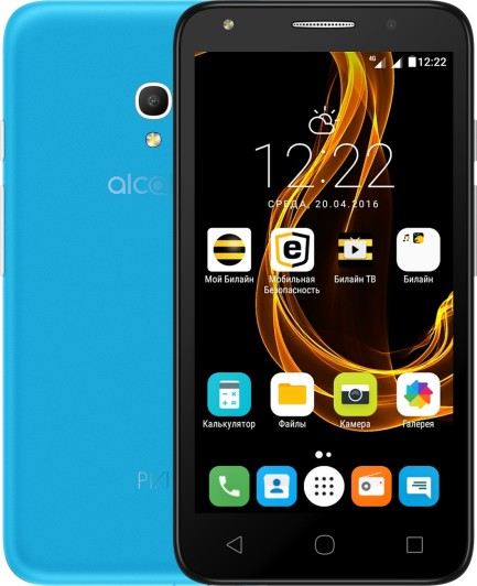 "Alcatel PIXI4 5"" 4G 5045[DX]"