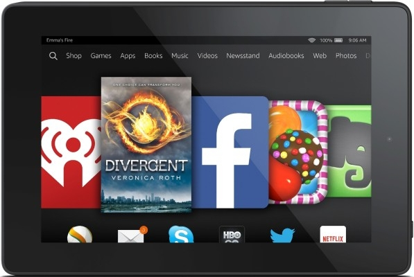 Amazon Fire HD 7 2014