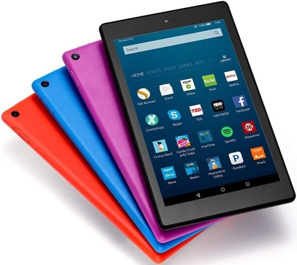 Amazon Fire HD 8 2016