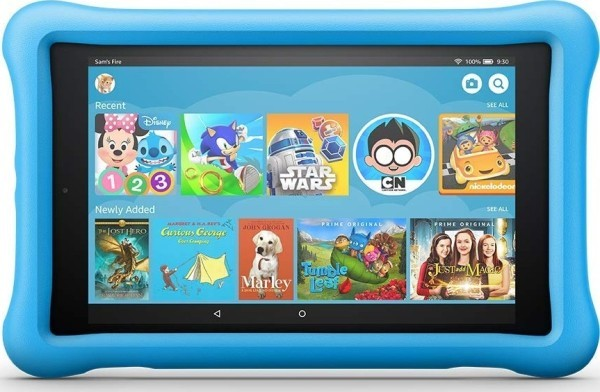 Amazon Fire HD 8 Kids Edition 2018