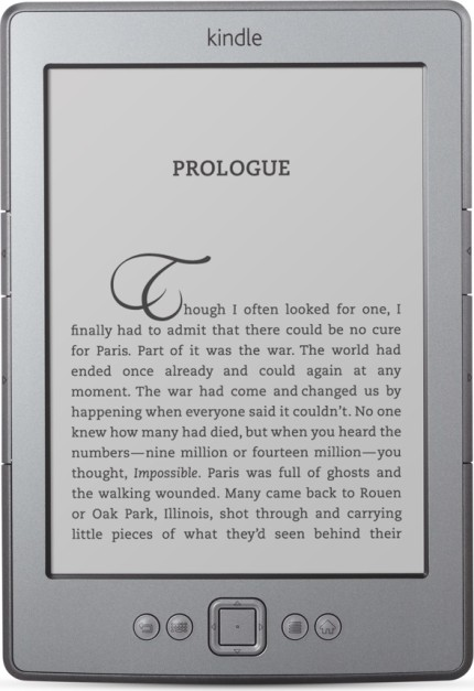 Amazon Kindle 4 Wi-Fi