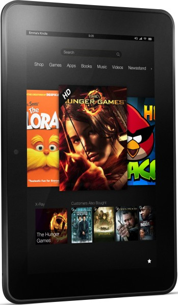 Amazon Kindle Fire HD 8.9""