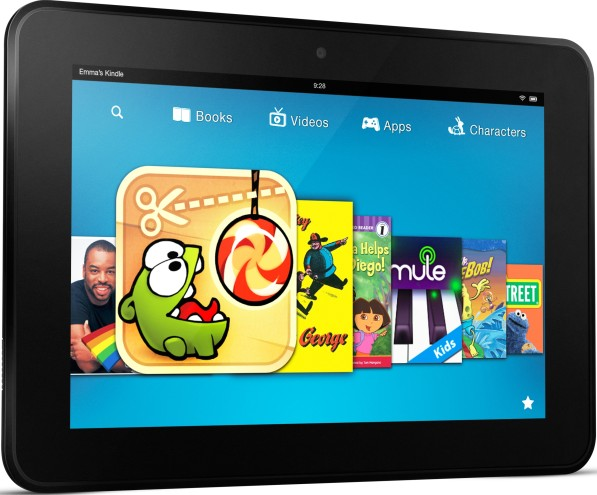 "Amazon Kindle Fire HD 8.9"" 4G"