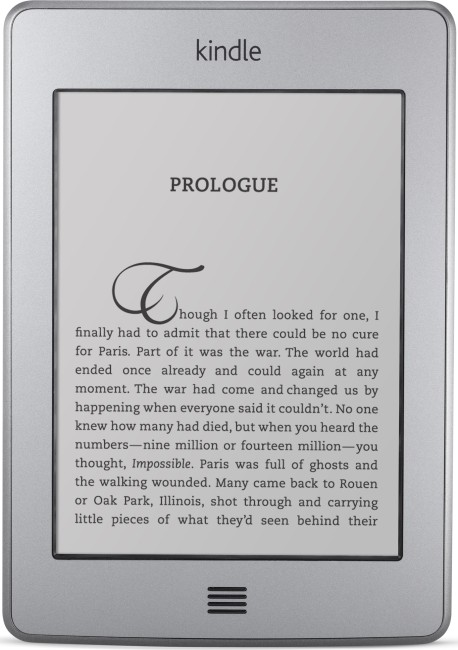 Amazon Kindle Touch Wi-Fi+3G