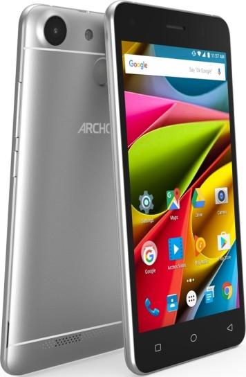 Смартфоны Archos 50b Cobalt и 55b Cobalt