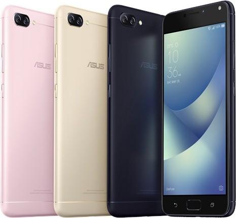 Смартфон ASUS ZenFone 4 Max Pro ZC554KL