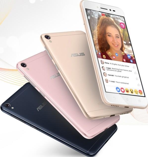 Asus анонсировала среднебюджетеный смартфон ZenFone Live