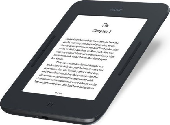 Ридер Barne Noble Nook GlowLight 3