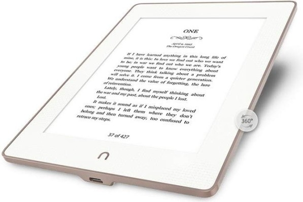 Barnes&Noble Nook GlowLight Plus