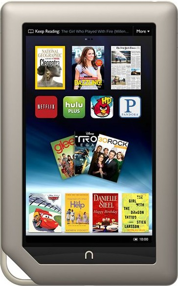 Barnes&Noble Nook Tablet 2011