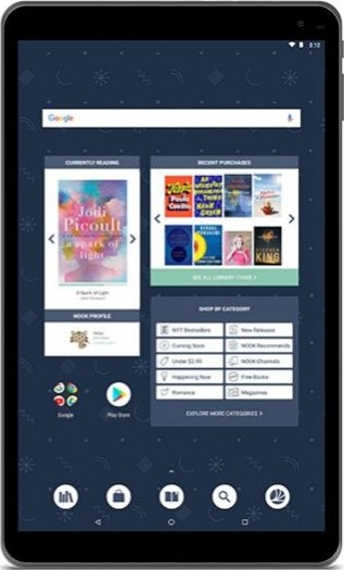 Barnes&Noble Nook Tablet 10""