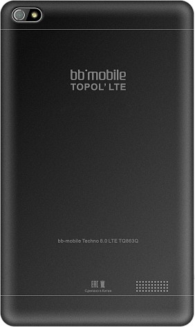 bb-mobile Techno 8.0 Topol LTE TQ863Q