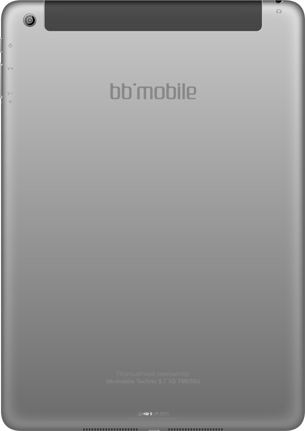 bb-mobile Techno 9.7 3G TM056U