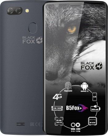 Black Fox B5Fox+ BMM541A