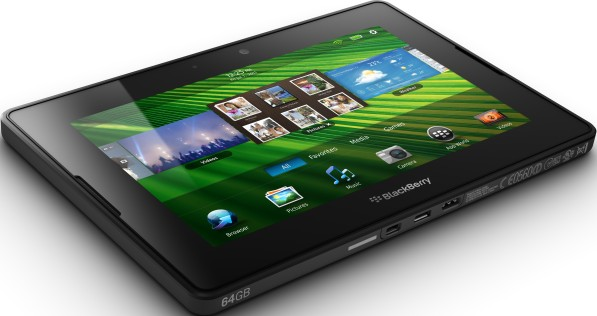 BlackBerry 4G PlayBook Wi-Fi + LTE