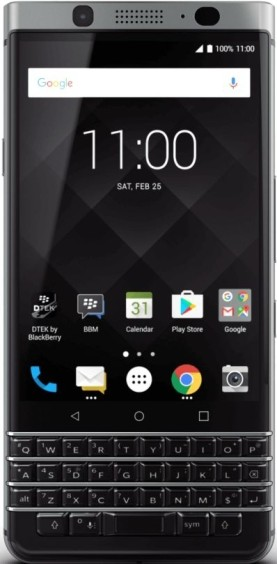 BlackBerry KEYone (DTEK70, Mercury)