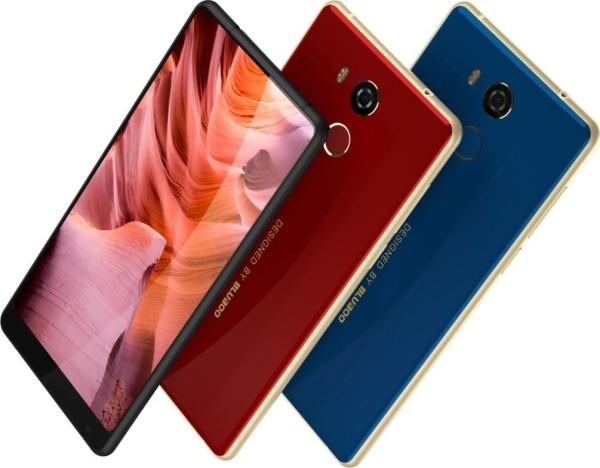 BLUBOO представит неменее дешёвый пообразу иподобию Xiaomi MiMix 2