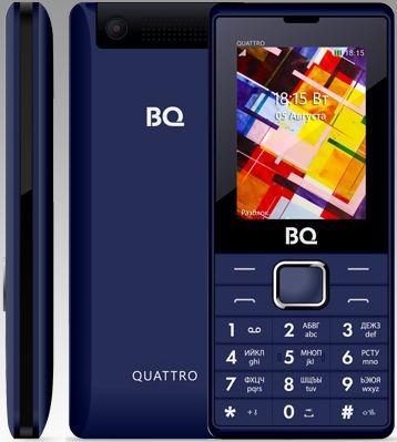 Телефон BQ BQ-2412 Quattro