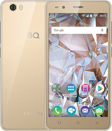 Смартфон BQ BQ-5054 Crystal