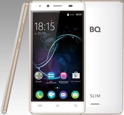 Смартфон BQ BQS-5060 Slim