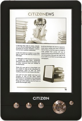 Citizen E600