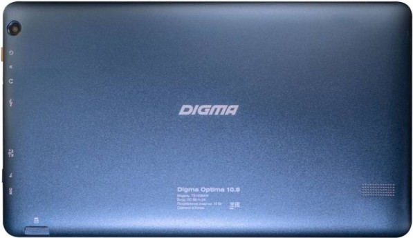 Digma Optima 10.8