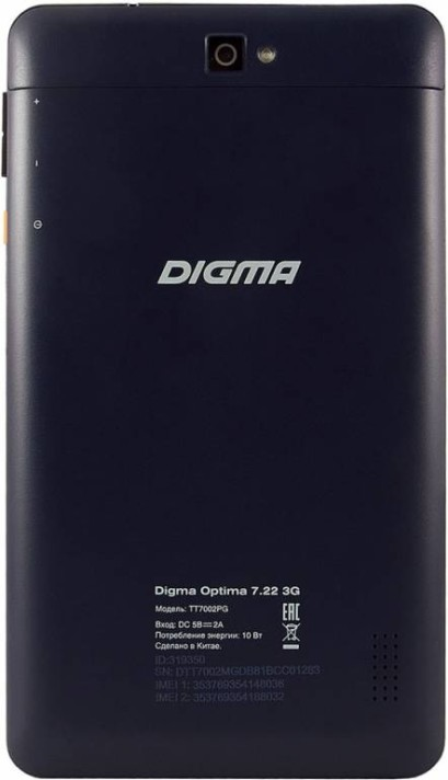 Digma Optima 7.22 3G