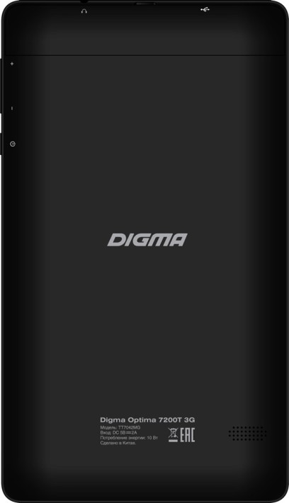 Digma Optima 7200T 3G