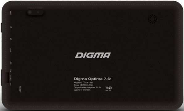 Digma Optima 7.61