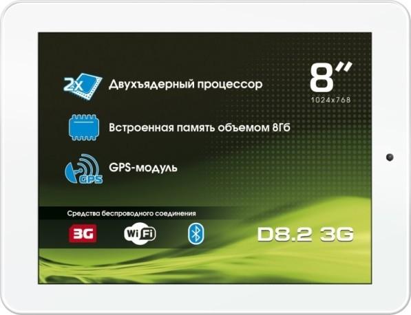 Explay D8.2 3G