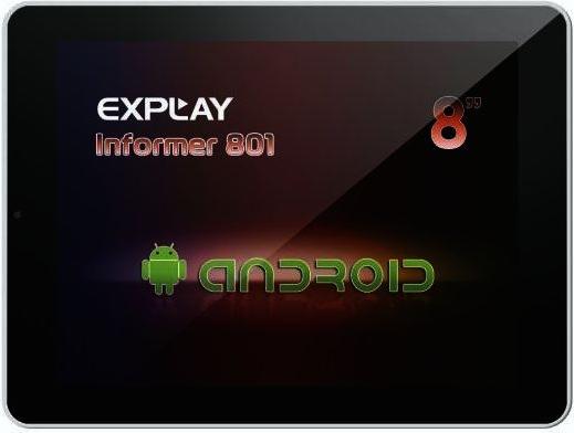Explay Informer 801