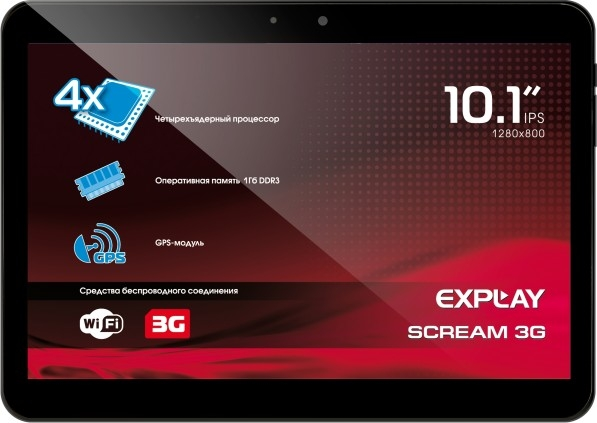 Explay Scream 3G