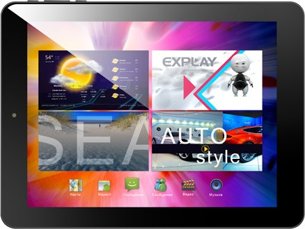 Explay Surfer 8.31 3G