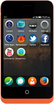 GeeksPhone Keon