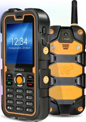 Защищенный телефон Ginzzu R62