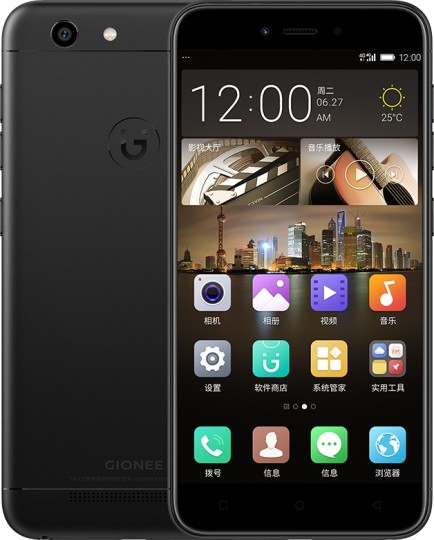 Смартфон Gionee F109