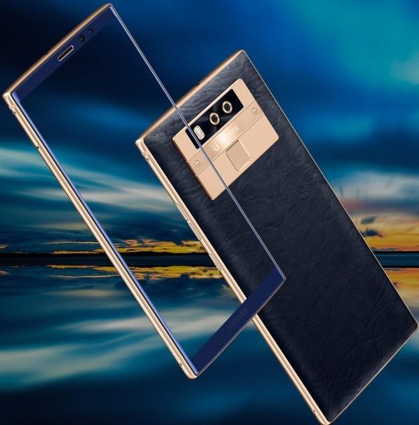 Премиальный Gionee M7 Plus оценили в670 долларов