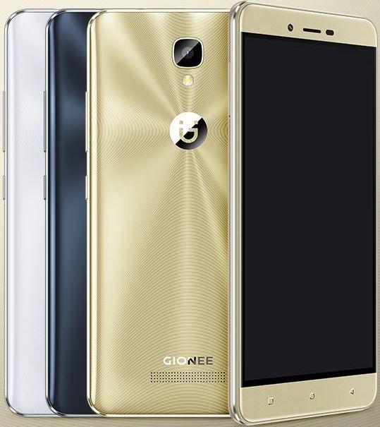 Смартфон Gionee P8 Max