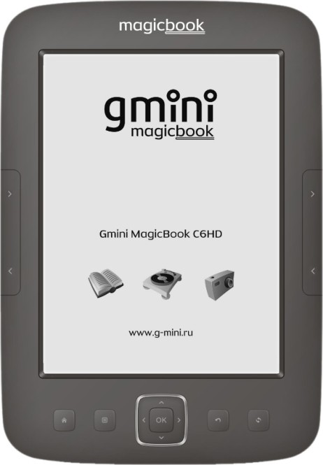 Gmini MagicBook C6HD