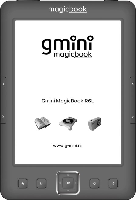 Gmini MagicBook R6L