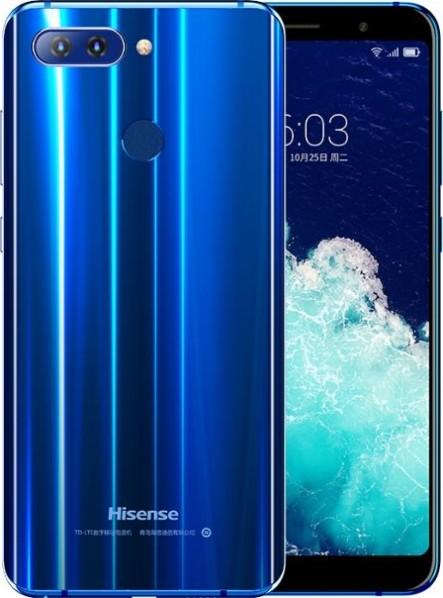 Смартфоны Hisense Infinity H11, H11 Lite и H11 Pro